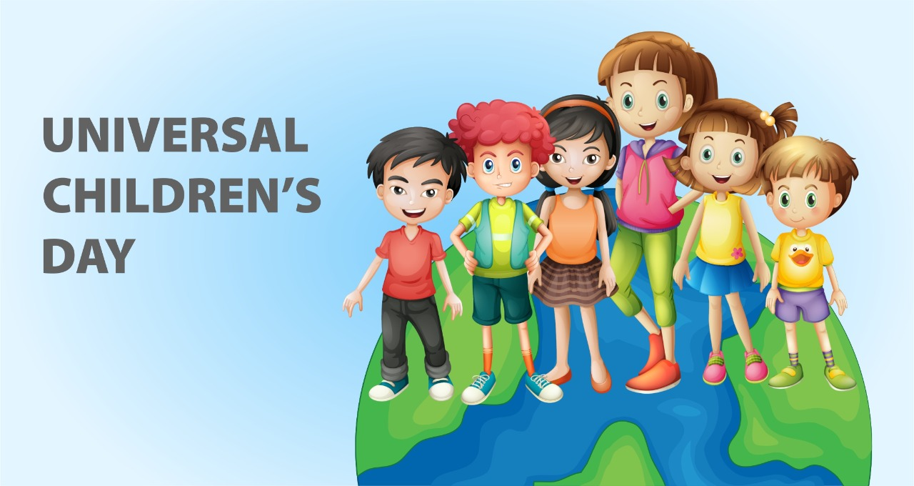 You are currently viewing Universal Children's Day
