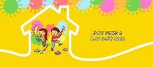 Read more about the article Holi Celebration and Covid19 Safety for Young Children