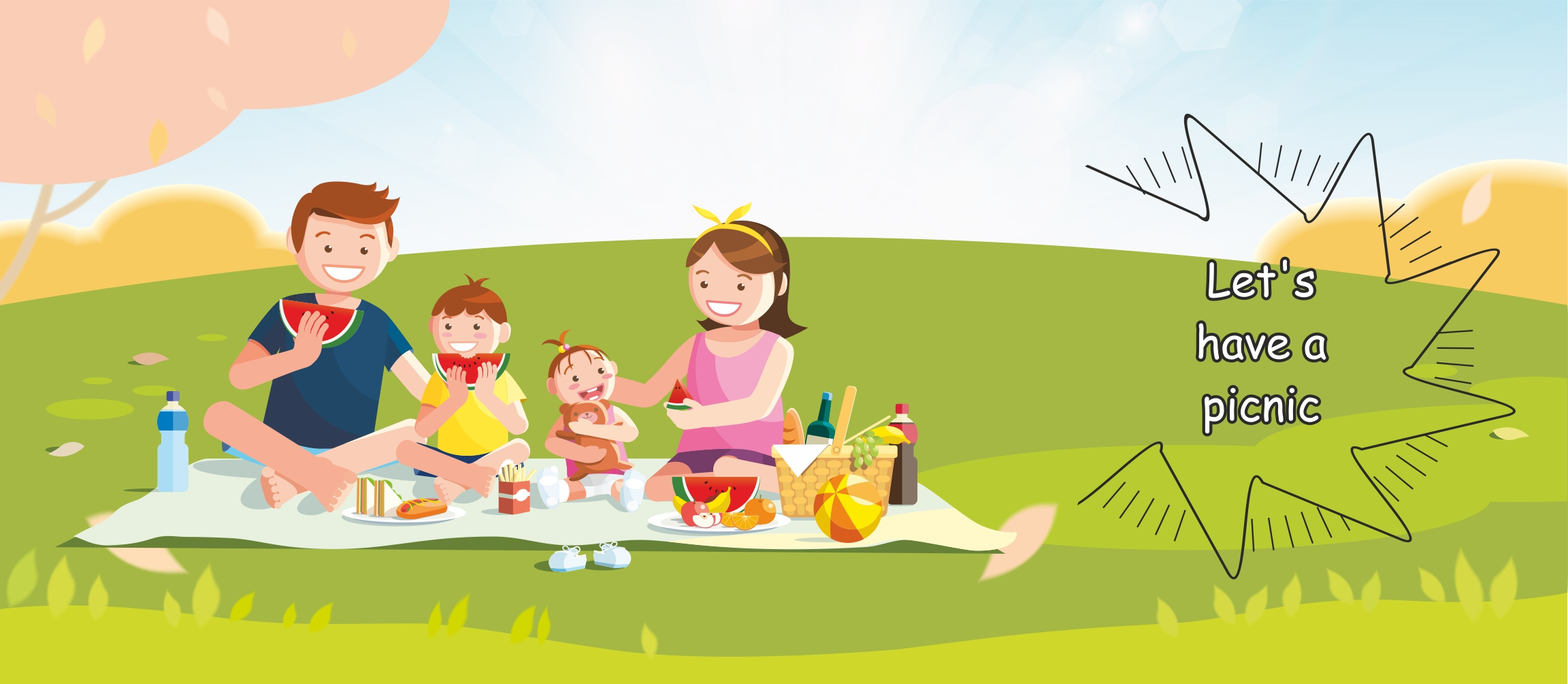 Read more about the article Let's have a picnic!