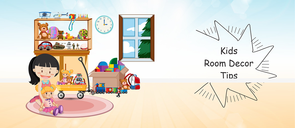 Read more about the article Kids Room Decor Tips