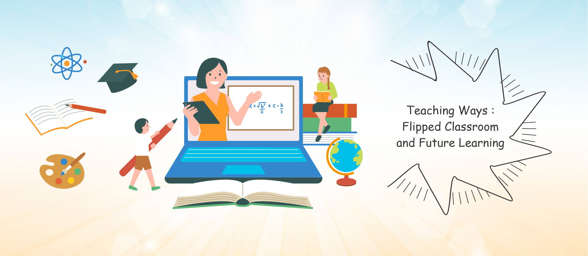 Read more about the article Flipped Classroom, Anyone?